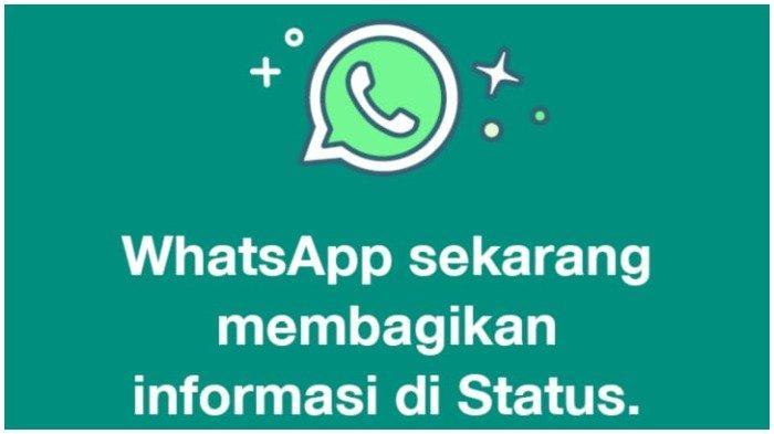 Muncul Update dari WhatsApp di Tampilan Status Pengguna hingga Trending di Twitter, Apa Isinya?