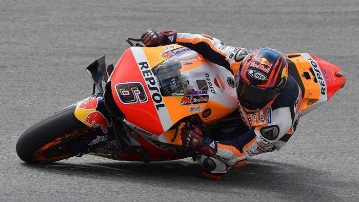 Absen Lagi di Seri Ketiga MotoGP 2020, Marc Marquez Digantikan Stefan Bradl