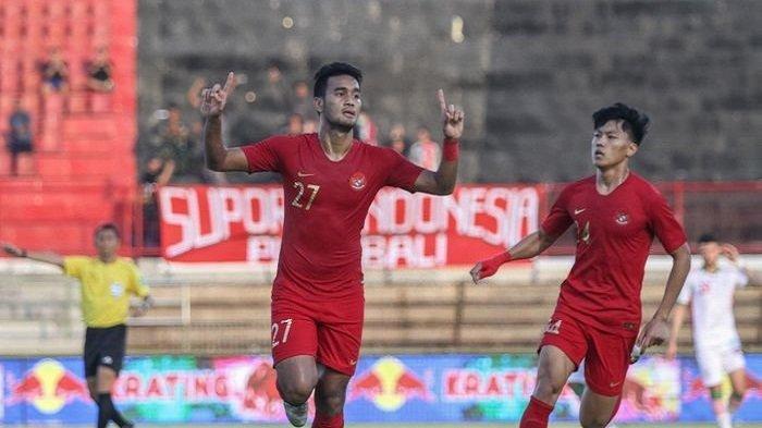 Ini Daftar Pemain dan Jadwal Pertandingan Timnas U-22 Indonesia di SEA Games 2019