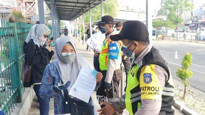 Cara Membuat STRP untuk Keluar Masuk Jakarta Selama PPKM Darurat, Akses Laman jakevo.jakarta.go.id