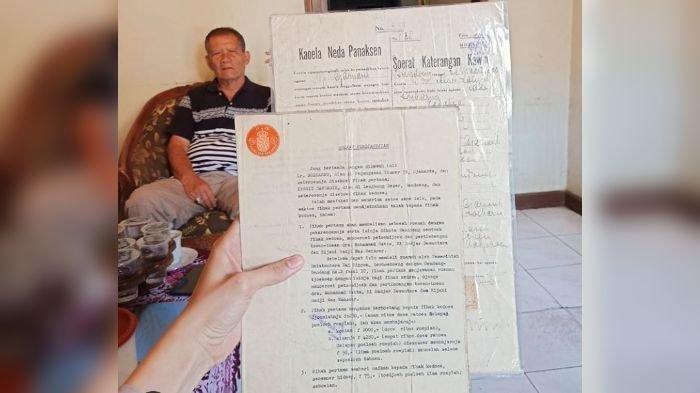 Viral Surat Nikah dan Cerai Bung Karno dengan Inggit Dijual, ANRI Sarankan Tidak Diperjualbelikan