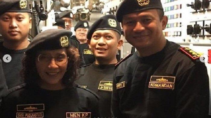 Kenang Momen Bersama Kolonel Harry Setiawan, Susi Pudjiastuti: Terima Kasih Luar Biasa