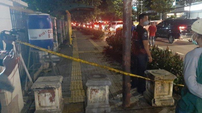 Benda Mencurigakan Ditemukan di Depan Gereja GPIB Effatha Jakarta: Diduga Bom Buku, Ada Tulisan Ini