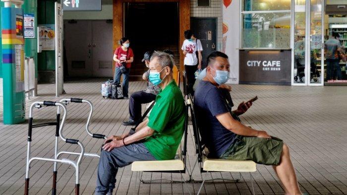 Taiwan Catat 180 Kasus Covid-19 Baru, Masyarakat Taiwan Wajib Kenakan Masker untuk Pertama Kalinya