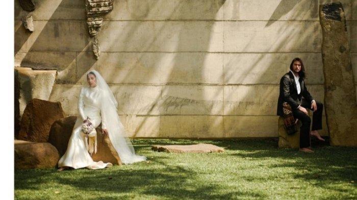 Pamer Foto Romantis Pernikahan dengan Daniel Adnan, Tara Basro: Ada Aura yang Terasa Berbeda Begitu