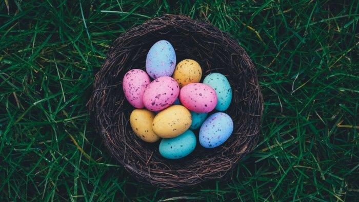 Hari Paskah Selalu Identik dengan Telur Paskah, Apa Arti dan Maknanya Bagi Umat Katolik?