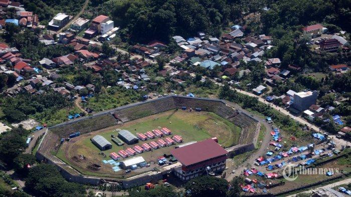 Gempa Sulawesi Barat: BNPB Gunakan Helikopter Chinook, Kirim 8 Ton Bantuan ke Dua Desa Terisolir
