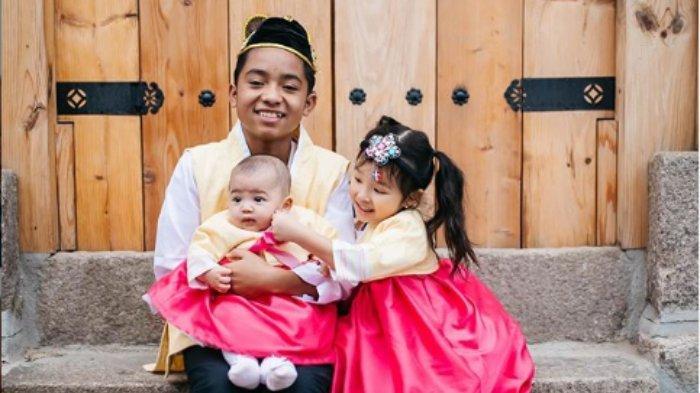Alasan Thalia Putri Onsu Cemburu Betrand Peto Gendong Thania Terungkap, Sarwendah: Cari Perhatian. .