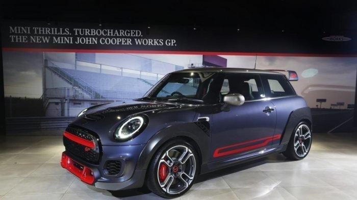 Resmi Meluncur, Mini John Cooper Works GP Dibanderol Rp 1,5 Miliar, Hanya Ada 12 Unit di Indonesia