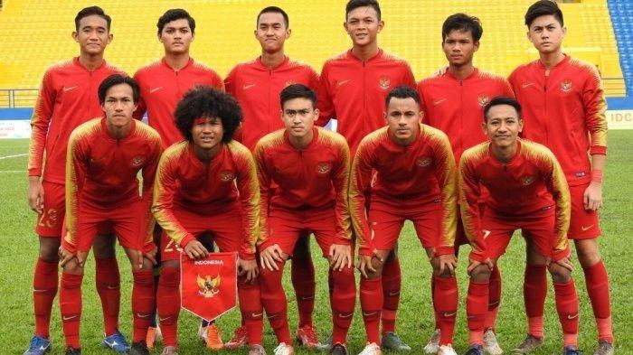 Simak Daftar Resmi 22 Pemain Timnas U16 Indonesia