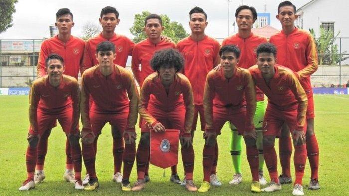Link Streaming Timnas U-19 Indonesia Vs Iran, Live di RCTI, Kick Off Pukul 15.30 WIB