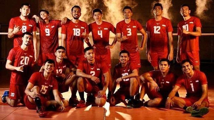 Jadwal Final Bola Voli Putra SEA Games 2019 Hari Ini: Indonesia Vs Filipina Rebutkan Medali Emas