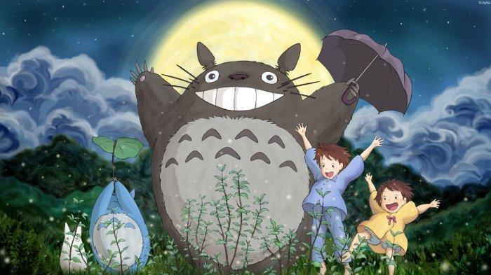 Kumpulan Stiker Bergerak WhatsApp (WA) Lucu Totoro, Lengkap dengan Link Downloadnya