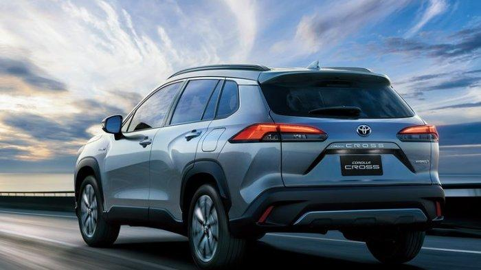 Resmi Meluncur, Toyota Corolla Cross Dijual Mulai Rp 457 Jutaan, Simak Beragam Keunggulannya