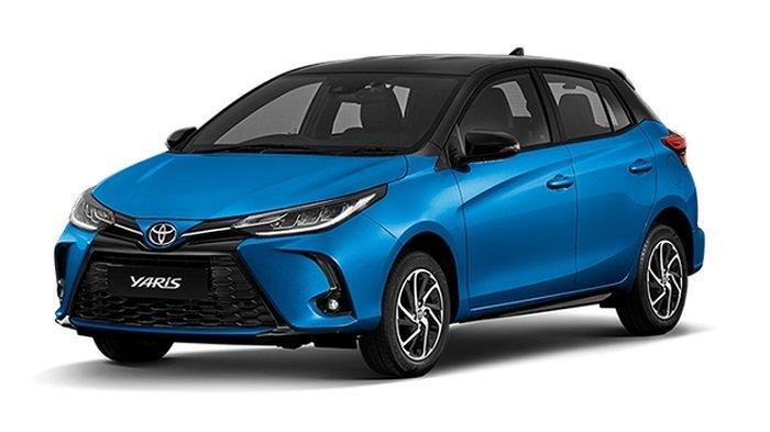 Resmi Meluncur, Toyota Yaris Favelift Dibanderol Mulai Rp 260 Jutaan, Ini Sederet Kelebihannya