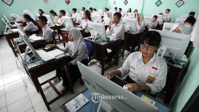 Jawaban Materi SMP Belajar di TVRI Kamis, 23 April 2020: Soal Pelajaran Matematika Unsur Lingkaran