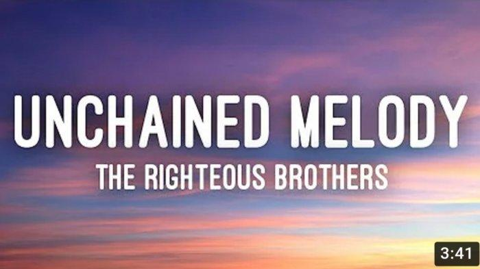 Lirik dan Chord Unchained Melody - The Righteous Brothers: Oh My Love, My Darling I've Hungered