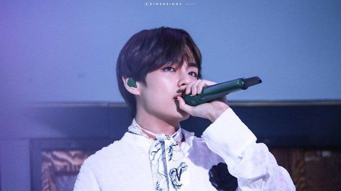 Lama Ditunda, Kim Taehyung alias V BTS Ceritakan Alasan Mengapa Butuh Waktu Merilis Mixtape 'KTH1'