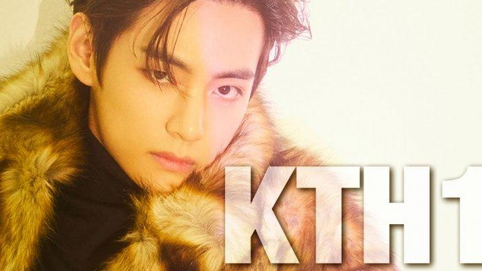 ARMY Perlu Tahu, Berikut Fakta-fakta Mixtape 'KTH1' yang Akan Dirilis oleh Kim Taehyung alias V BTS