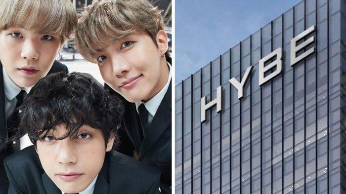 V BTS Mengaku Menyukai Ruang Latihan di Gedung Baru HYBE, Sebut Hampir Sebesar Aula Konser