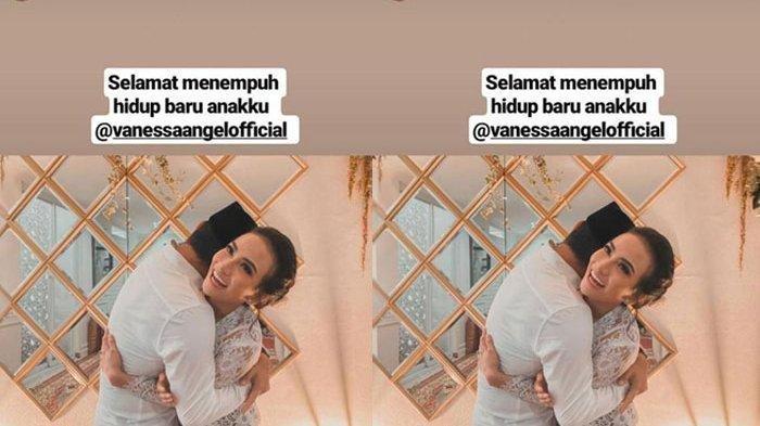 Vanessa Angel Dikabarkan Sudah Menikah, Wajah Suami Masih Ditutupi, Manajer: Yang Penting Sah!