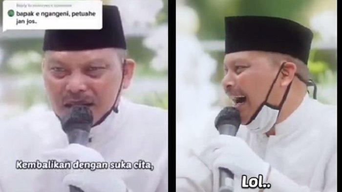 Sosok Anas Fauzi, Penghulu Asal Malang yang Viral Beri Wejangan ke Pengantin dengan Gaya Humoris