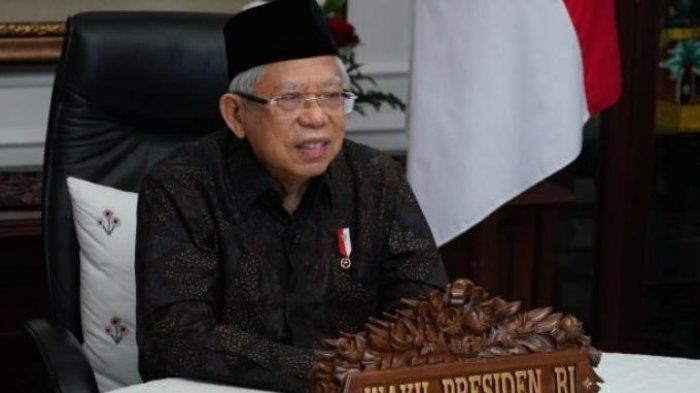 Ma'ruf Amin Ajak Masyarakat Ibadah Ramadhan di Rumah Saja: Tarawih Itu Sunah, Menjaga Diri Itu Wajib