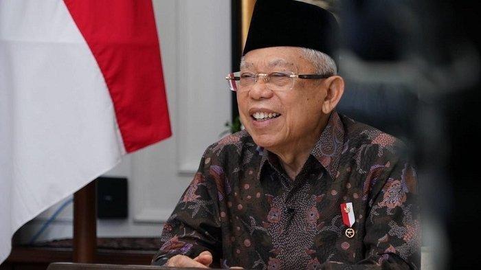 Wakil Presiden RI, Maruf Amin.