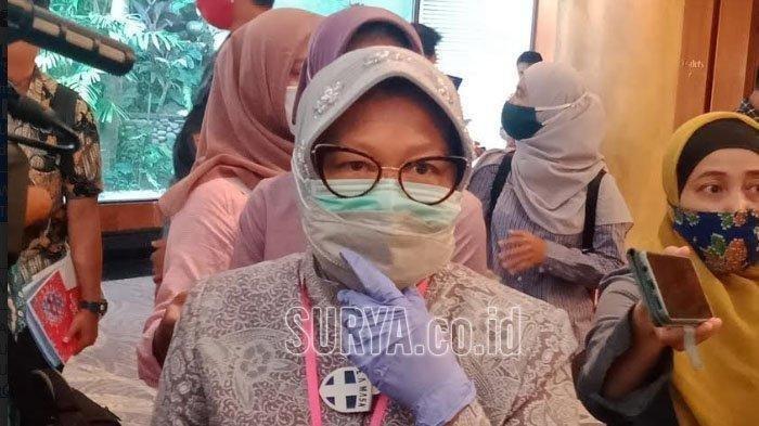 Pamit, Risma Ungkap Alasan Bertahan Jadi Wali Kota: Saya Ingin Warga Surabaya Lebih Sejahtera