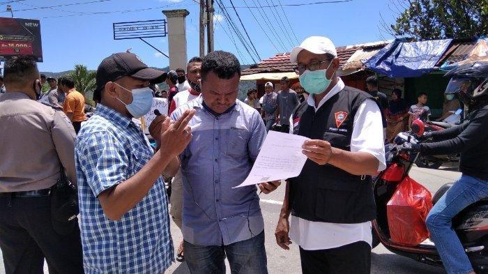 Warga Gadihu Minta Jaminan Perbaikan Total dari Wali Kota Ambon Setelah Tolak Solusi Dinas PU