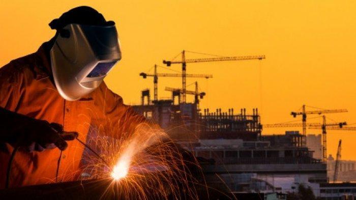 Ilustrasi welder