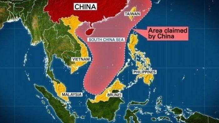 Dua Kapal Induk Dikirim AS ke Laut China Selatan saat China Adakan Latihan Militer, Ada Apa?