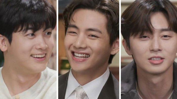 Lama Tak Muncul, V BTS bersama 'Wooga Squad' Bocorkan Kegiatan Terbaru Mereka