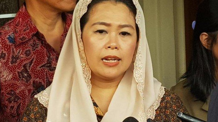 Hanya Setahun Menjabat, Ternyata Ini Alasan Yenny Wahid Mundur dari Jabatan Stafsus SBY