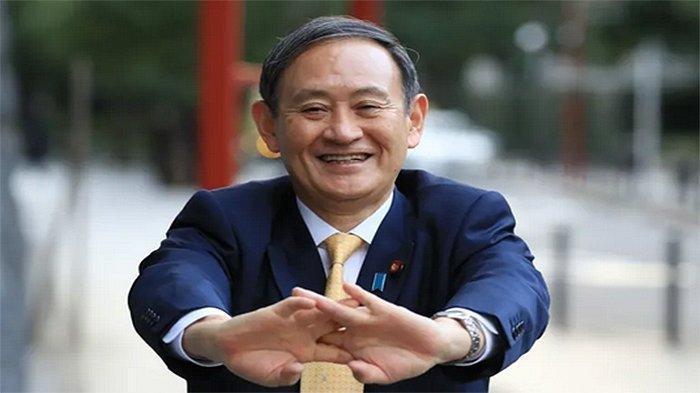 Yoshihide Suga Resmi Terpilih Menjadi Perdana Menteri Jepang Gantikan Shinzo Abe