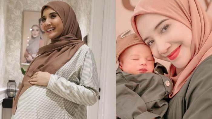 Potret Penampilan Para Artis Bersama Bayinya yang Lahir di 2021: Zaskia Sungkar Hingga Audi Marissa