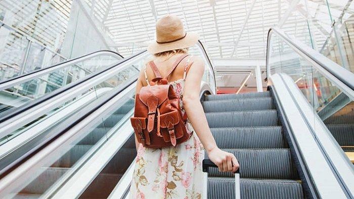 Jangan Naiki Eskalator Mati Sebagai Tangga, Berikut Penjelasannya