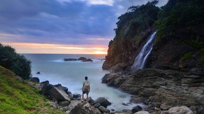 4 Wisata Pantai Eksotis Dan Panoramic Di Yogyakarta Tribun Travel