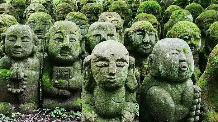 7 Wisata Misteri di Kyoto Jepang, Ada Kolam Darah Dekat Makam Kaisar Saga