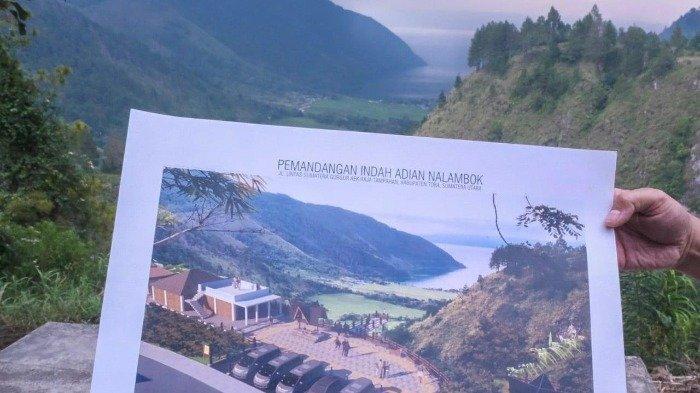 Jelajah Adian Nalambok, Tempat Wisata Andalan Terbaru di Danau Toba Buat Liburan Akhir Pekan