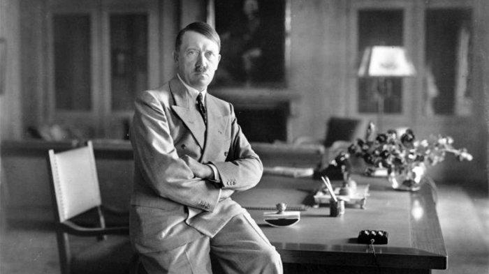 Toilet Duduk Adolf Hitler Era Perang Dunia II Dilelang, Segini Harganya