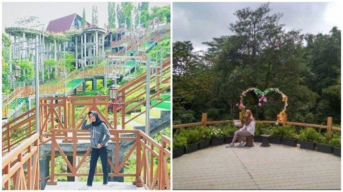 Menjelajah Objek Wisata Agro Techno Park Mangkleng di Ngawi, Ada Banyak Spot Foto yang Instagramable