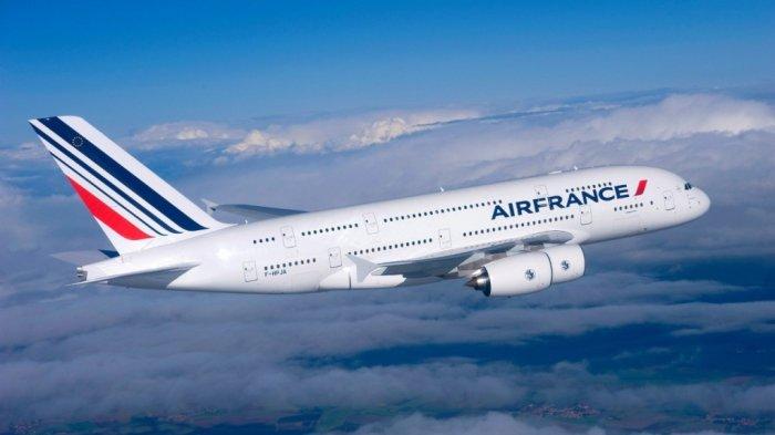 Pilot Laporkan Keadaan Darurat saat Terbang, Pesawat Air France Mendarat Darurat di Iran