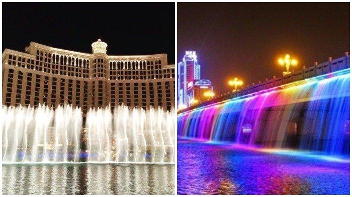 7 Air Mancur Paling Spektakuler di Dunia, Ada Bellagio Fountains hingga Peterhof Fountain
