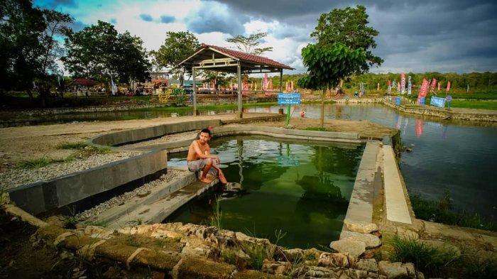 Air Panas Nyelanding, Tempat Wisata di Bangka Selatan untuk Liburan Akhir Pekan