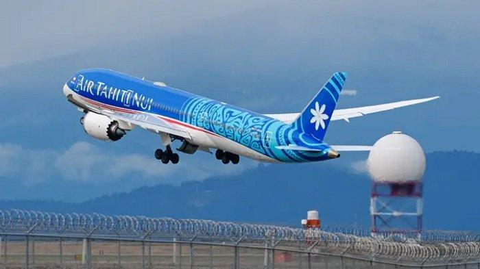 Tak Bisa Transit, Maskapai Ini Catat Rekor Penerbangan Domestik Terpanjang di Dunia Selama 16 Jam