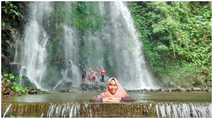 Air Terjun Anglo, Destinasi Wisata Alam di Lampung dengan Akses Jalan yang Mudah Dijangkau