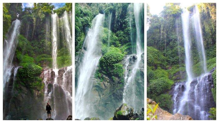 10 Air Terjun Populer di Bali Utara yang Wajib Kamu Kunjungi, Singgah Sejenak ke Air Terjun Sekumpul