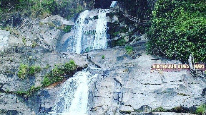 Air Terjun Simanimbo Punya Spot Foto Instagramable, Cocok Buat Para Fotogenik