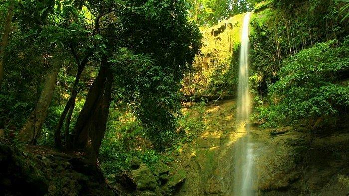 Menelusuri Keindahan Air Terjun Widuri yang Jadi Lokasi Pertemuan Jaka Tarub dan Bidadari Kayangan